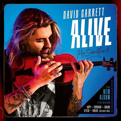 DAVID GARRETT - ALIVE MY SOUNDTRACK