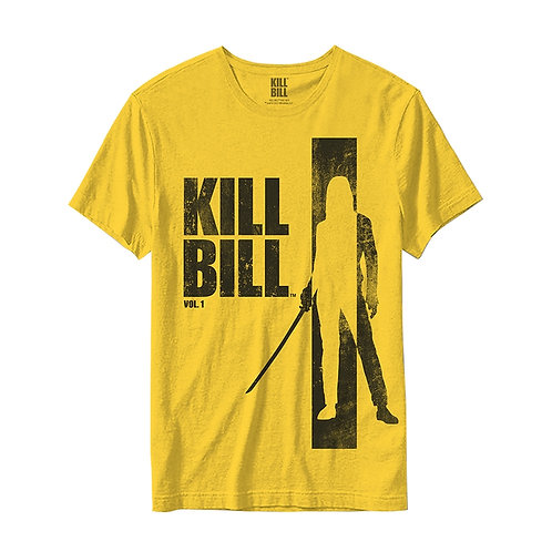 T-shirt KILL BILL