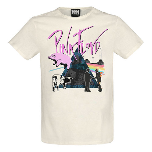 T-shirt AMPLIFIED PINK FLOYD ALBUM