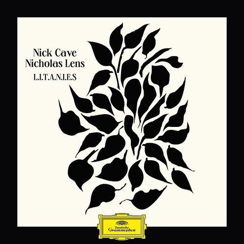 NICK CAVE/NICHOLAS LENS - L.I.T.A.N.I.E.S.