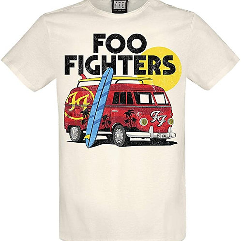 T-shirt AMPLIFIED FOO FIGHTERS