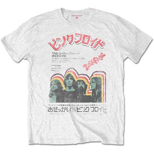 T-shirt PINK FLOYD JAPANESE