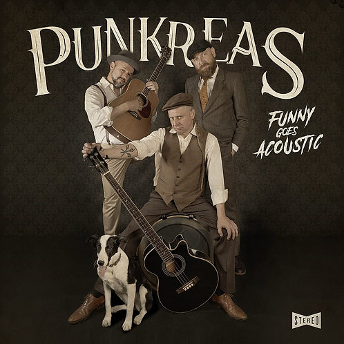 PUNKREAS - FUNNY GOES ACOUSTIC!!