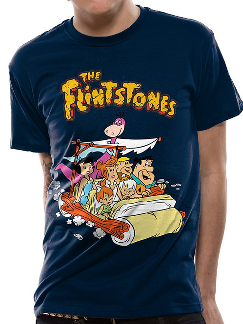 T-shirt THE FLINTSTONES