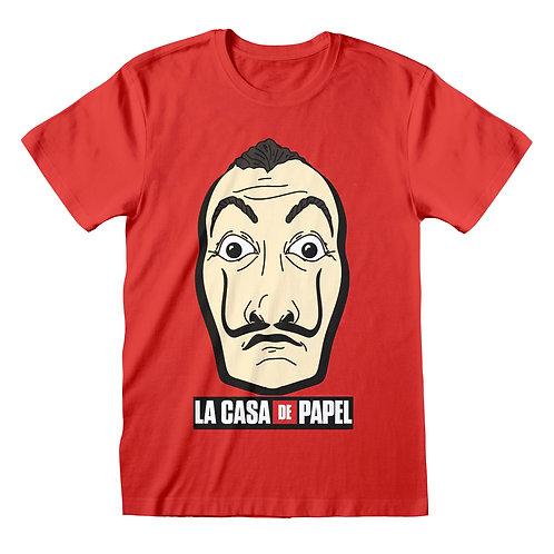T-shirt LA CASA DE PAPEL Dalì