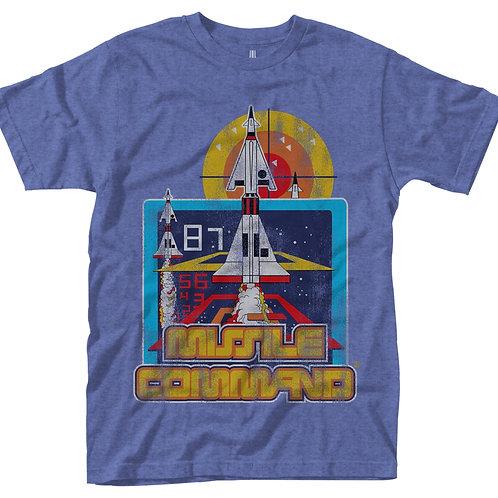 T-shirt ATARI MISSILE COMMAND VINTAGE