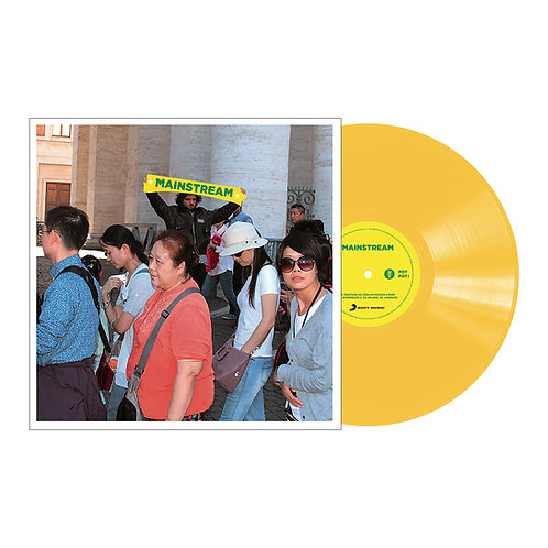 CALCUTTA - MAINSTREAM LP ltd edition Vinile Giallo