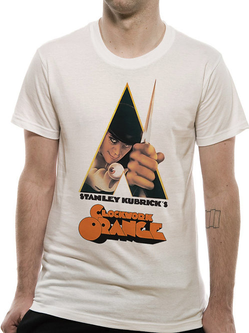 T-shirt CLOCKWORK ORANGE