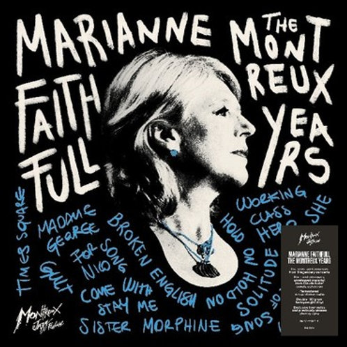 MARIANNE FAITHFULL - THE MONTREUX YEARS