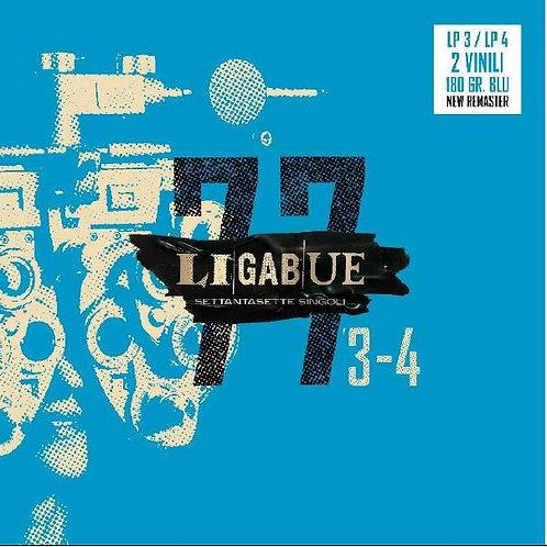 LIGABUE 77 SINGOLI (3+4)