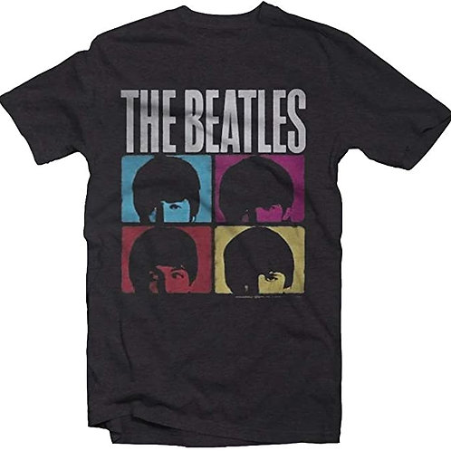 T-shirt AMPLIFIED THE BEATLES