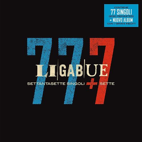 LIGABUE - 7 / 77+7