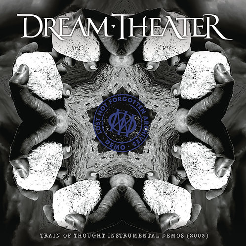 DREAM THEATER -Lost Not Forgotten Archives Train Of Thought Instumental Demos 20