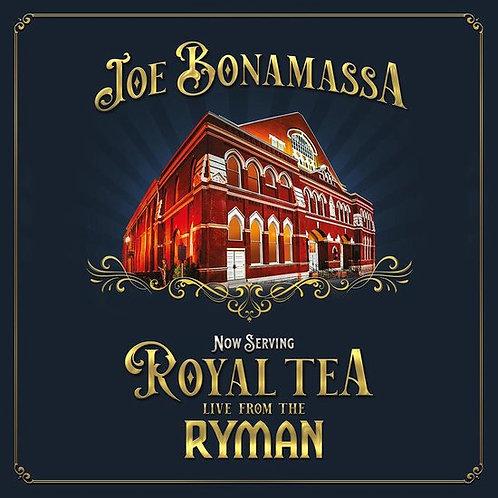JOE BONAMASSA - ROYAL TEA LIVE