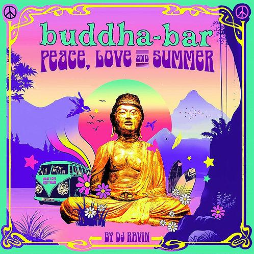 AA.VV - BUDDHA BAR PEACE LOVE AND SUMMER