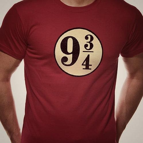 T-shirt HARRY POTTER 9 3/4