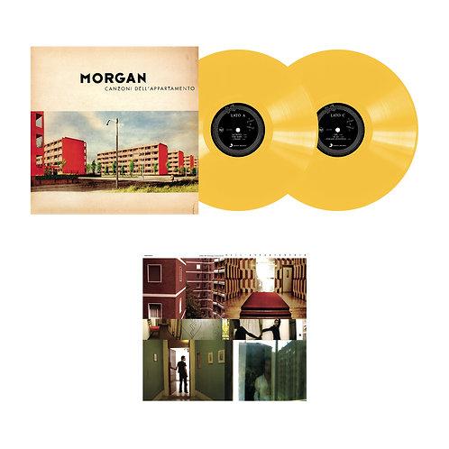 MORGAN - CANZONI DELL'APPARTAMENTO LP