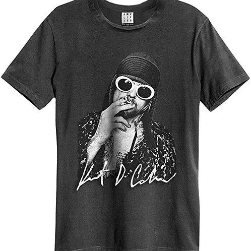 T-shirt AMPLIFIED NIRVANA