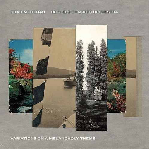 BRAD MELDHAU - ORPHEUS CHAMBER ORCHESTRA