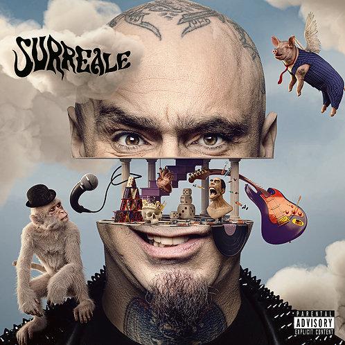 J-AX - SURREALE CD + REALE CD