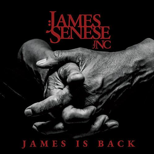 JAMES SENESE INC. - JAMES IS BACK