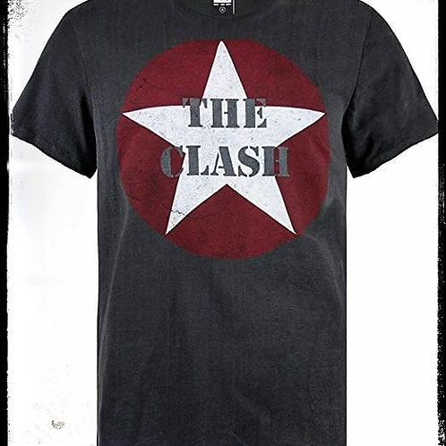 T-shirt AMPLIFIED THE CLASH