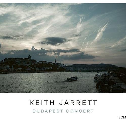 KEITH JARRETT - BUDAPEST CONCERT LP