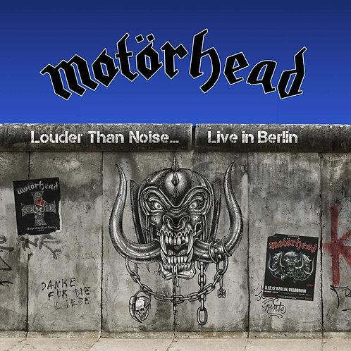MOTORHEAD - LOUDER THAN NOISE LIVE IN BERLIN