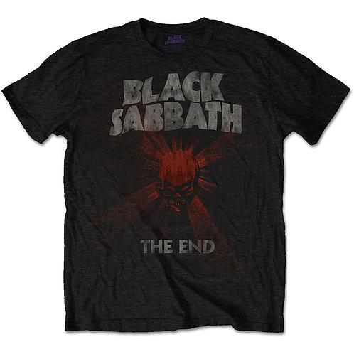 T-shirt BLACK SABBATH THE END