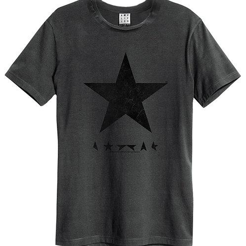T-shirt AMPLIFIED DAVID BOWIE BLACK STAR