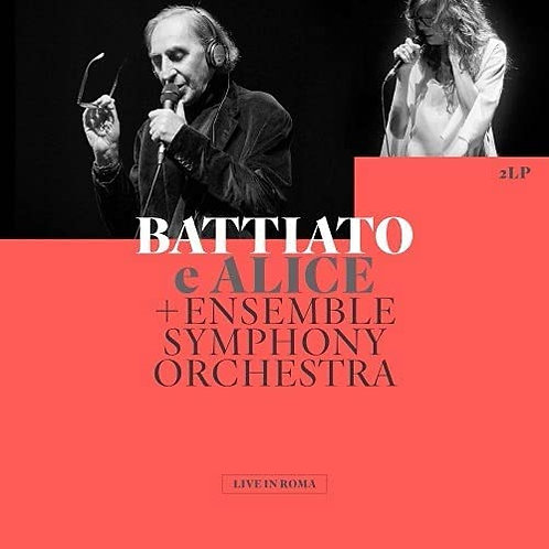 BATTIATO & ALICE - LIVE IN ROMA