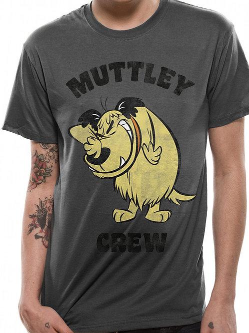T-shirt MUTTLEY CREW Wacky Races