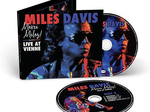 MILES DAVIS - LIVE AT VIENNE