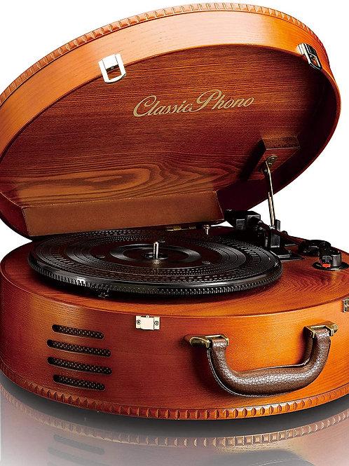 Giradischi Classic Phono LENCO in legno