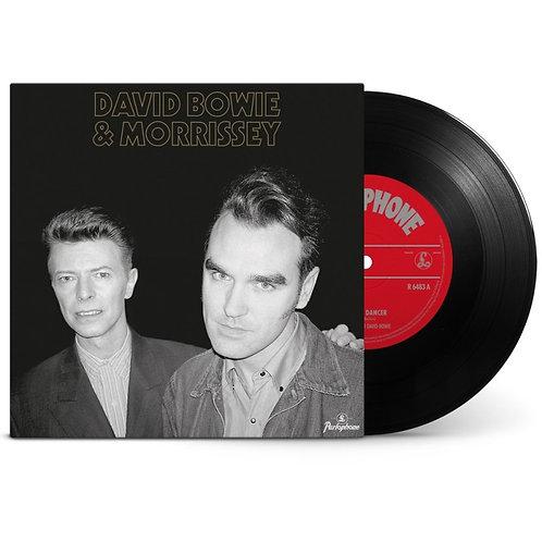DAVID BOWIE + MORRISSEY - COSMIC DANCER