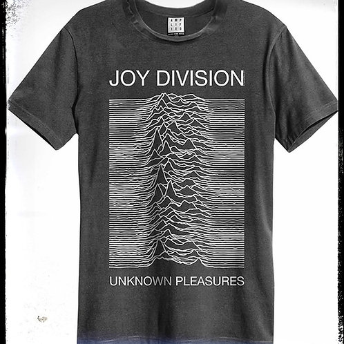 T-shirt AMPLIFIED JOY DIVISION