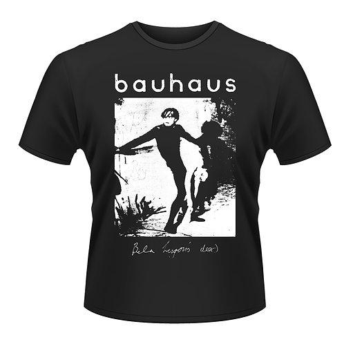 T-shirt BAUHAUS BELA LUGOSI DEAD