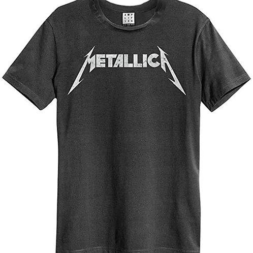 T-shirt AMPLIFIED METALLICA