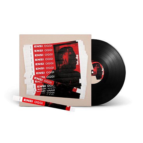 ENSI - OGGI  EP LP (edizione limitata numerata a mano con bracciale)