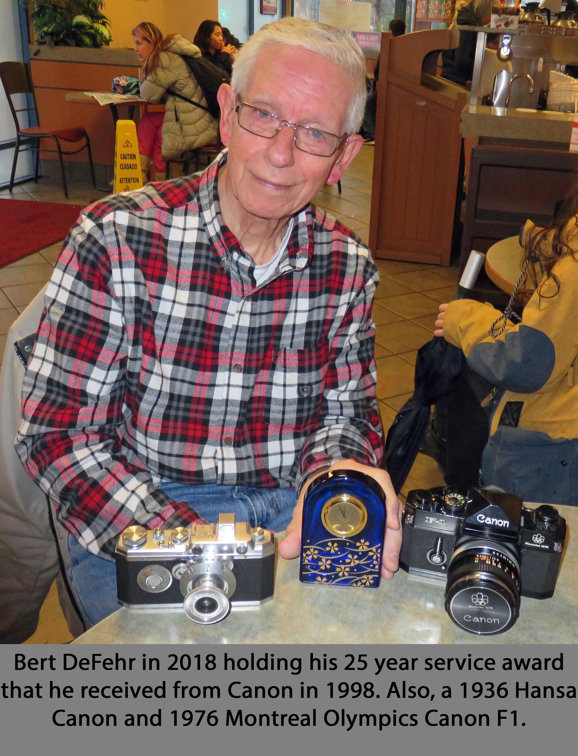 bert and cameras award wix