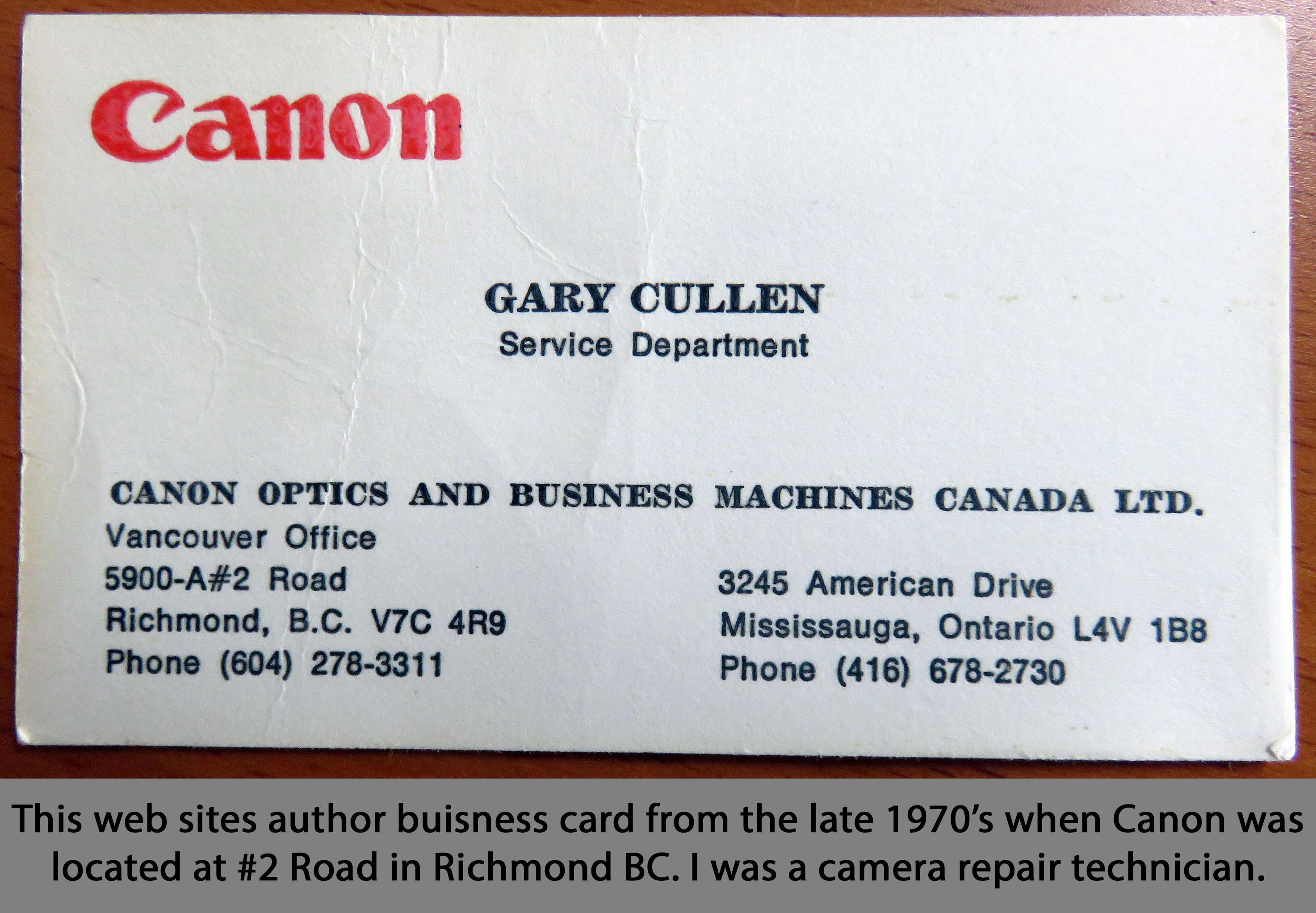 gary cullen card wix