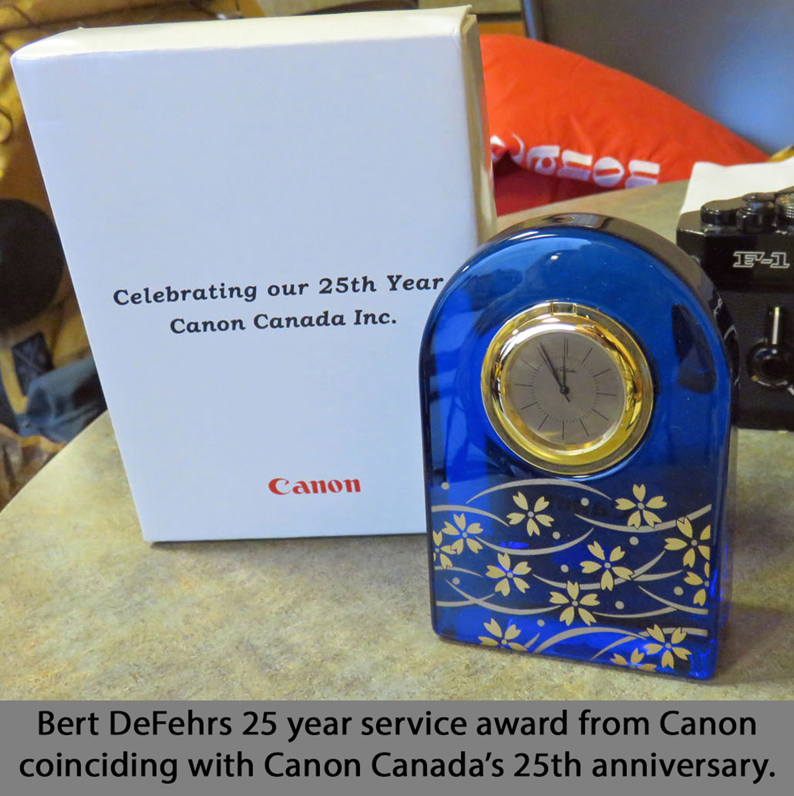 berts 25 year award wix