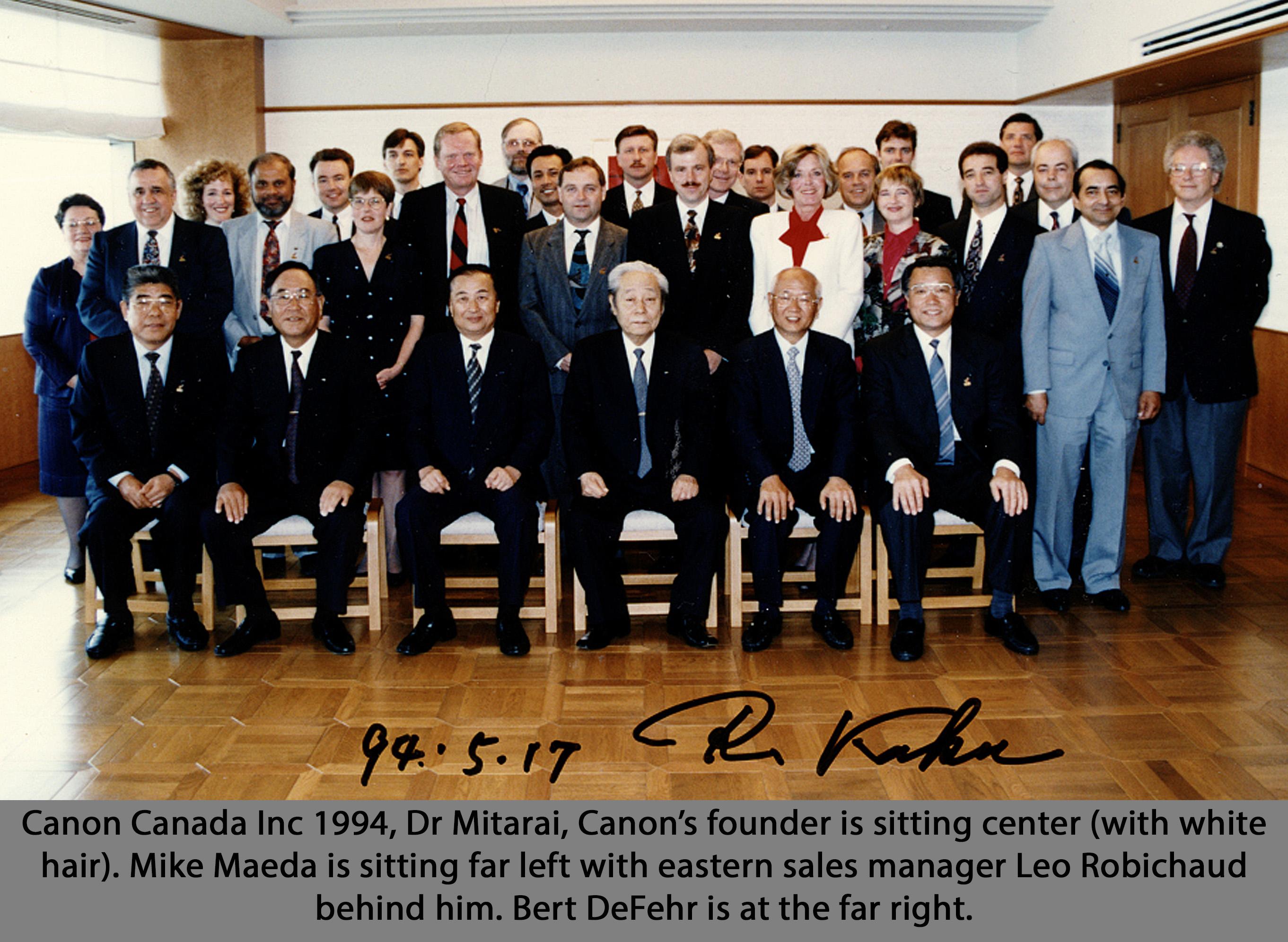 Commemorative photo 1994 wix