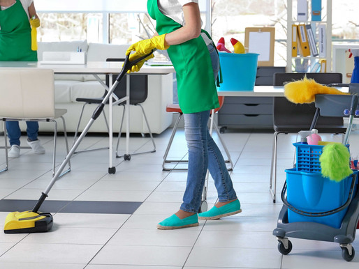When it comes to cleaning, why you must not overlook commercial cleaning?