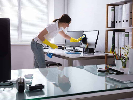 How important is office cleaning during Covid-19 crisis?