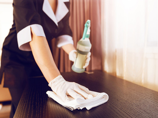 Why hotel cleaning should be done by a professional company like Careplus?
