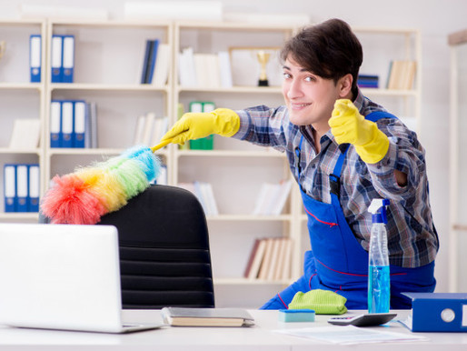 Advantages for a business in hiring professional cleaners for office cleaning
