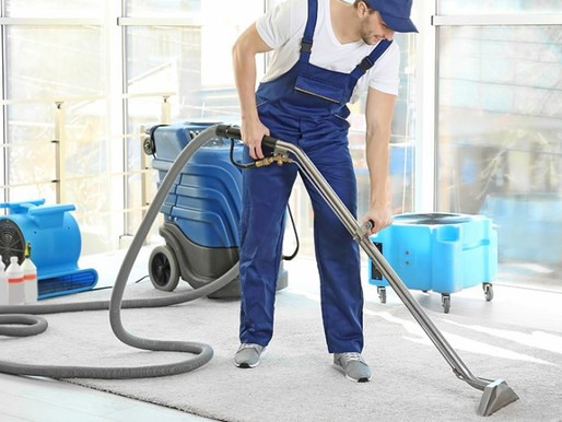 Why does a quality cleaning service required for commercial cleaning?