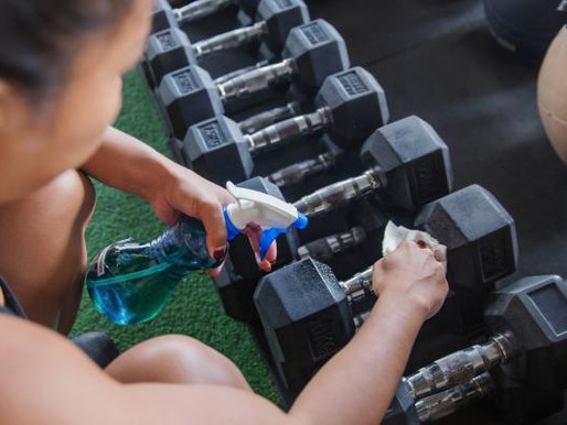 How careplus helps you in maintaining your gym clean and neat always?