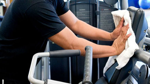 Here is why careplus is the best gym cleaning service